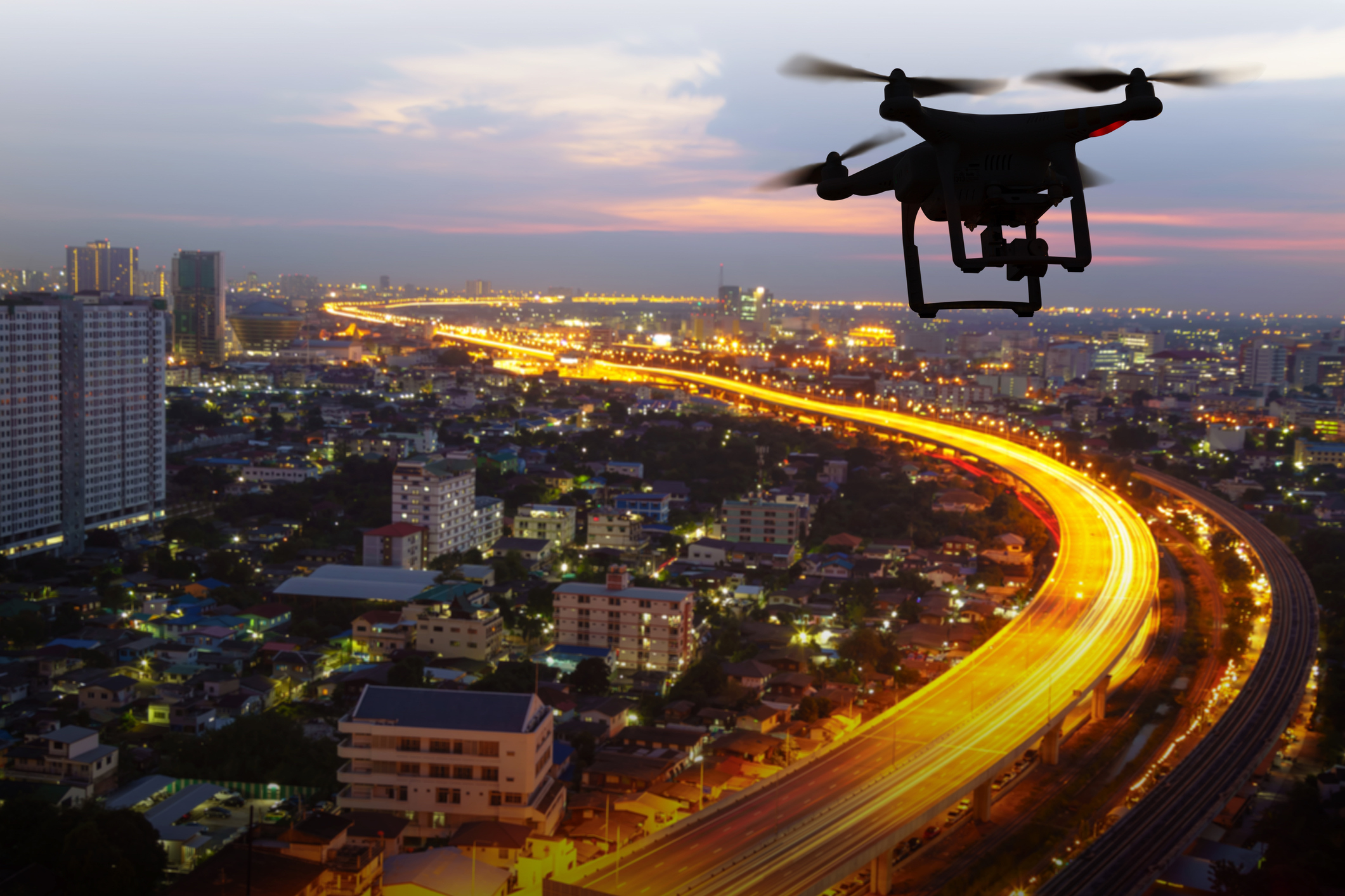Innovation call for urban drone technology