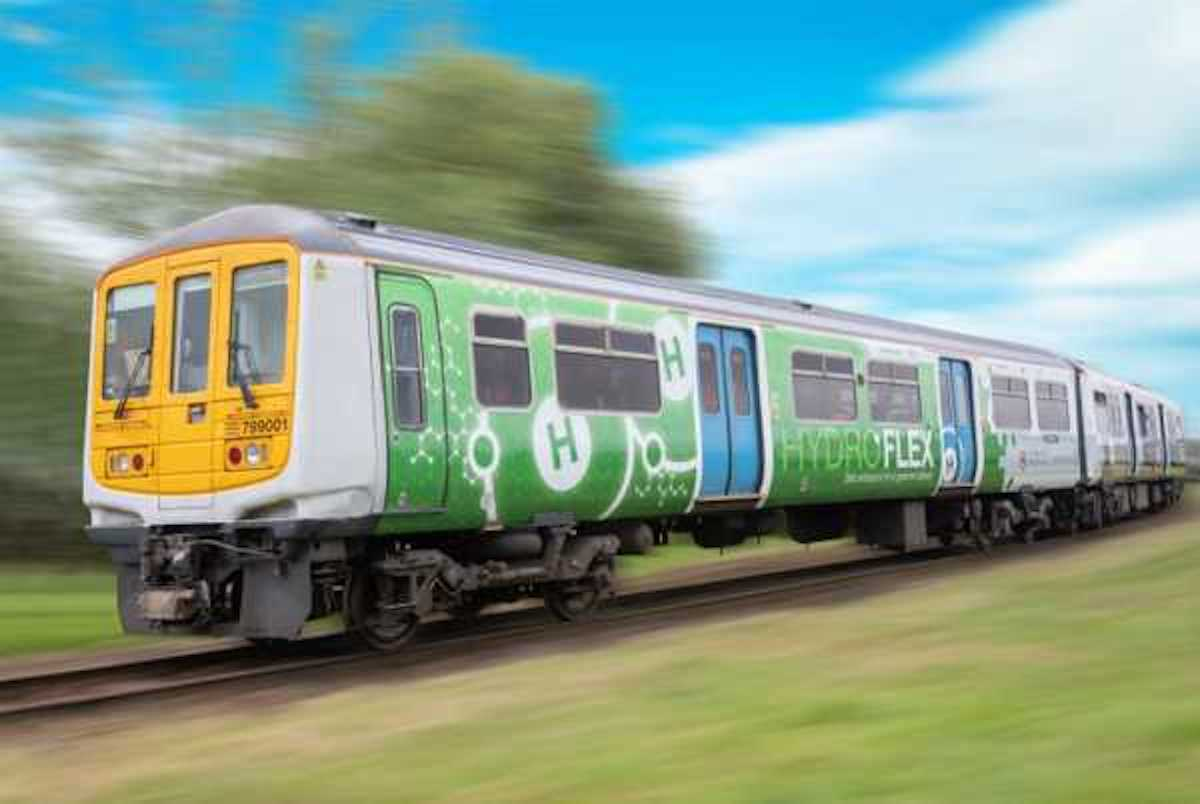 UK embraces hydrogen-fuelled f