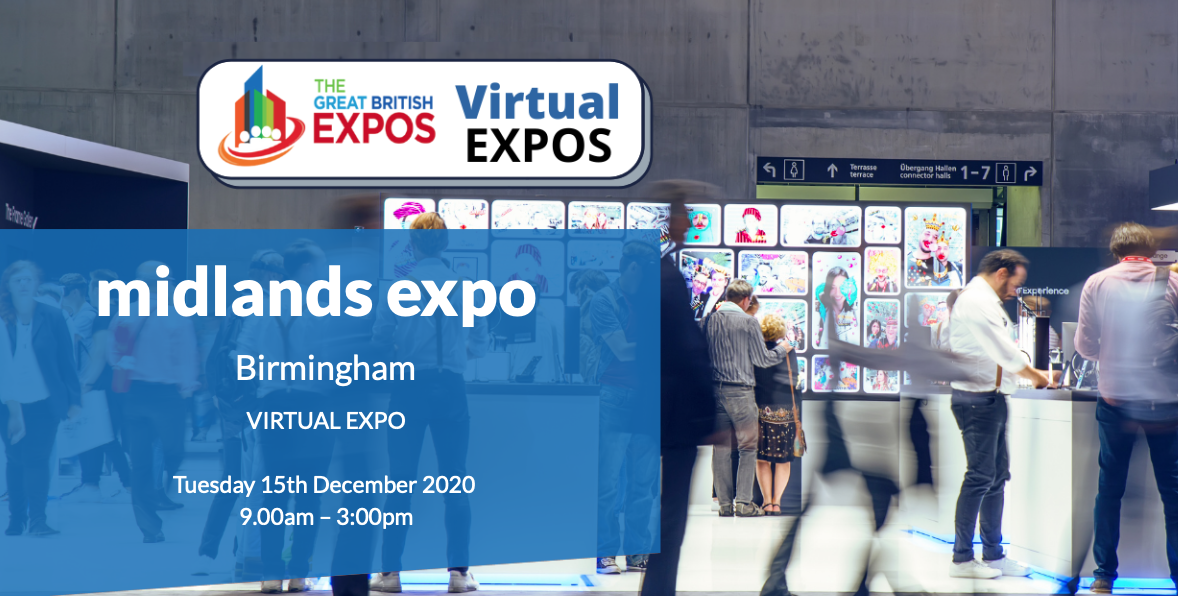 Great British Expos - Bristol Virtual Events