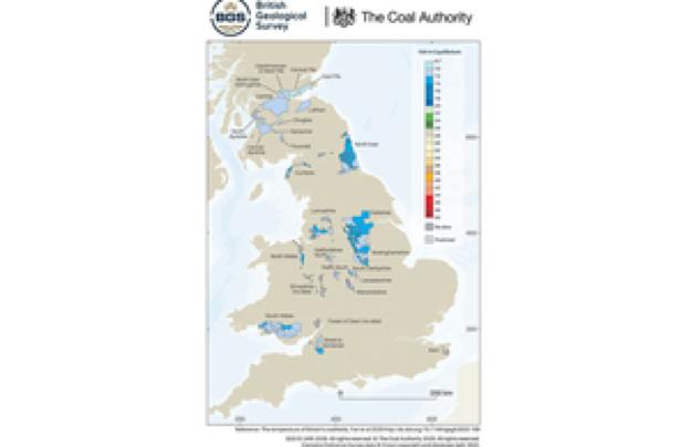 Coal Authority Interactive Map