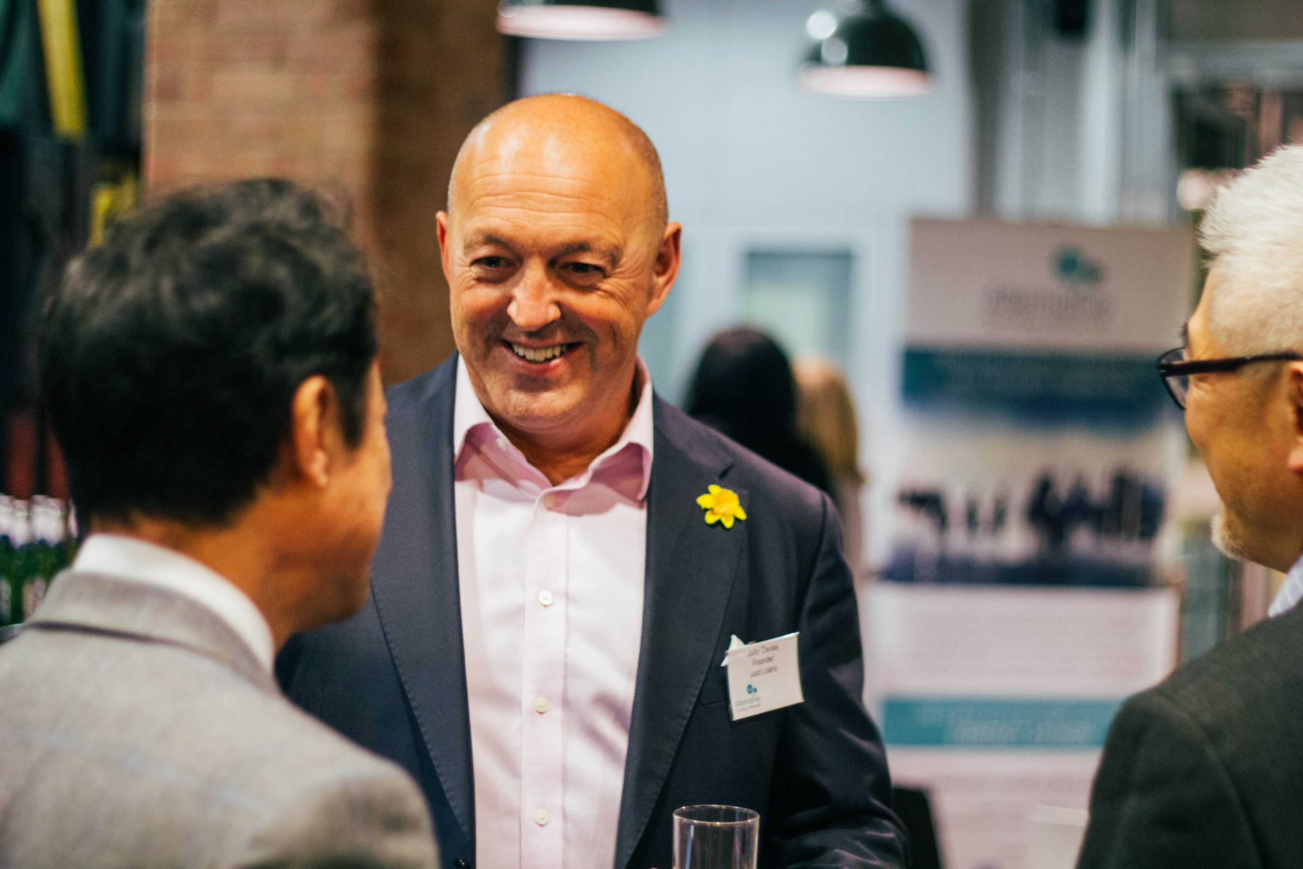 John Davies - Executive Chairman of Just CashFlow in conversation