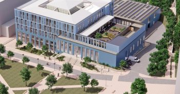 Plymouth University Engineering and Design Facility given Green Light.