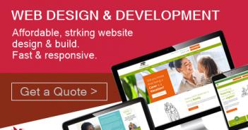Protean website development