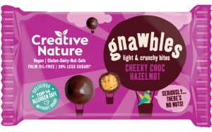 Creative Nature's Cheeky Choc HazelNOT Gnawbles