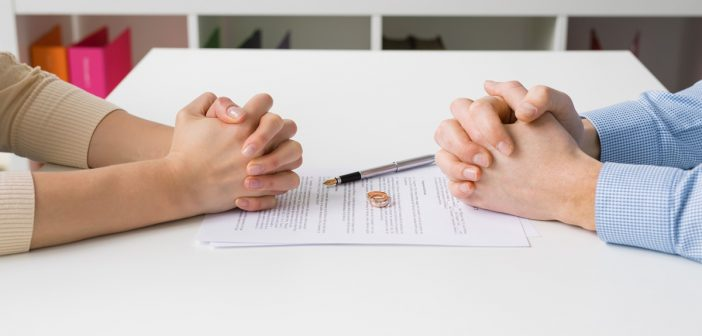 Can you get divorced and still run a company together?