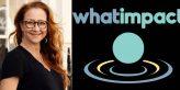 Tiia Sammallahti and whatimpact logo