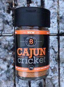 Cajun Cricket