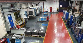 Mersen UK Teesside high precision manufacturing