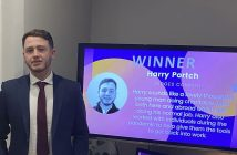 Harry Portch founder of HM staffing