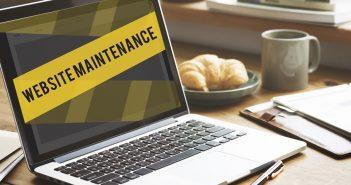 importance of proper website maintenance
