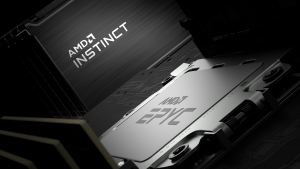 INSTINCT MI100 Beautiful Server